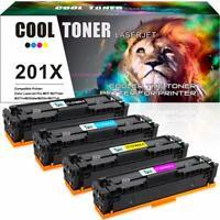 Cool Toner Kompatibel Toner Cartridge Replacement (Gelb+Schwarz+Cyan Magenta)