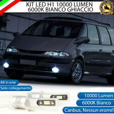 KIT LAMPADE FENDINEBBIA LED RENAULT ESPACE III LAMPADE A LED H1 10.000 LUMEN