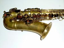 Vintage Conn New Wonder II Alto saxophone Low pitched M series made in USA