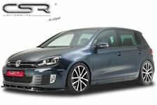 CSR Cupspoilerlippe VW Golf 6 GTI + GTD (1K, 08-12)