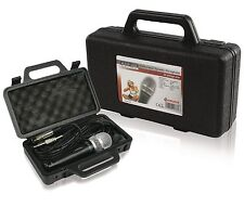 Konig Professional Uni Directional Dynamic Microphone with 5m XLR Lead and Case