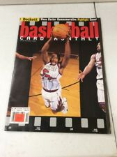 Beckett Basketball Magazine Monthly Price Median James October 1999