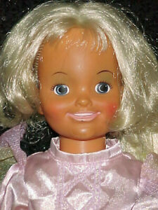 VINTAGE DINA DOLL CRISSY FAMILY GROWING HAIR