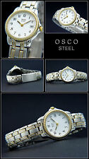 Classic, Sporty Women's Watch Arabic Numbers From D.Home Osco Easy to Read