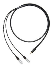 Corpse Cable GraveDigger for Focal Utopia / Balanced 2.5mm TRRS Plug  / 4ft.