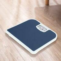 Accurate Mechanical Dial Bathroom Scales Weighing Scale Body Weight Blue