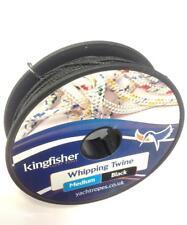 New Kingfisher Marine Medium Whipping Twine 20m approx BLACK