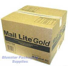 100 Mail Lite Gold D/1 JL1 Padded Envelopes 180x260