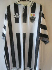 Atletico Home Player Issue 1996 Football Shirt Size XXL Adults /10592