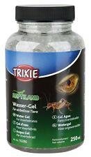 Water Gel Aqua Crystals for Insects Crickets Live Food Arachnid Tarantula 250 ml
