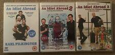 An Idiot Abroad 1, 2 & 3 - Karl Pilkington, Ricky Gervais - DVD Bundle Set