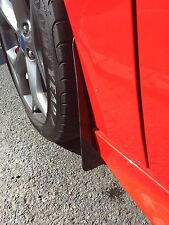 Ford Focus ST (Facelift) 2015 Onwards - Front & Rear Mud Flaps / Blades