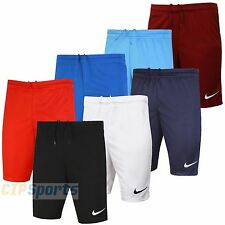 Nike Mens Dri-Fit Swoosh Sports Football Wicking Training Gym Running Shorts