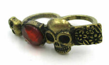Skull Metal Size 7 Ring Jd9425 New listing Free Shipping Fashion Jewelry Cool