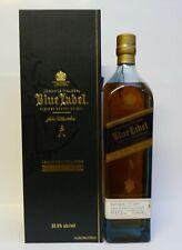 Johnnie Walker Blue Label The Cask Edition - Blended Scotch Whisky 55,8%Vol. 1 L