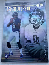 2018 Lamar Jackson Illusions RC Ravens