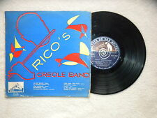 "LP 25CM RICO'S CREOLE BAND ""Rico's Creole Band"" FFLP 1028 FRANCE §"
