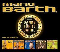 MARIO BARTH - DANKE FÜR 15 JAHRE: DIE BOX  6 CD NEU
