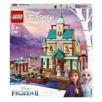 🔥Deal 🔥 LEGO Disney Frozen II Arendelle Castle Village 41167