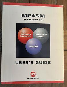 Microchip MPLAB MPASM PicStart Books