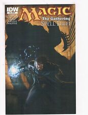 Magic The Gathering The Spell Thief # 3 RI Walpole Variant Cover IDW Comic S66