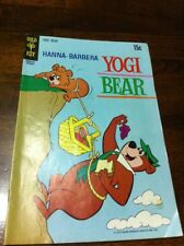 Yogi Bear Gold Key # 42 1970