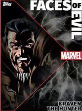 Topps Marvel Collect - Faces Of Evil KRAVEN THE HUNTER (Motion) *Digital