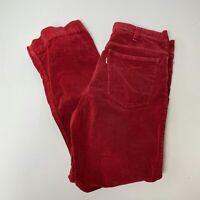 Vintage 70s Levis 646 Corduroy Bell Bottom Jeans 31 x 28