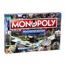 Winchester Edición Monopoly Comercio propiedades Juego de mesa familiar