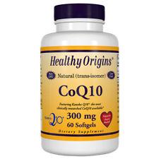 CoQ10, 300mg x 60 SoftGels - Healthy Origins