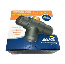 "AVG TVA15CHP-I 15mm 1/2"" Solar Rated High Performance Tempering Mixing Valve"