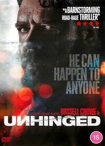 Unhinged DVD (2020)