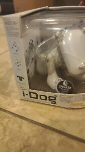 NEW Tiger Electronic iDog I-Dog Toy Beggin For The Beat Lights Music Light WHITE