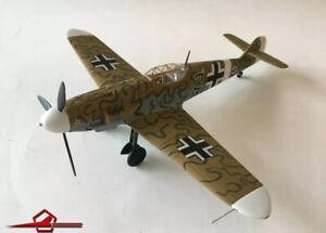 Franklin Mint Armour B11E057 BF109G Messerschmitt Luftwaffe Tunisia Black 2 1: