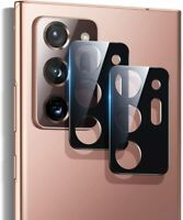 2X 3D Schutzglas für Samsung Galaxy Note 20 Ultra Kamera Linse Panzerfolie 9H