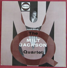 MILT JACKSON QUARTET   LP ORIG UK