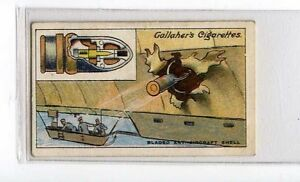(Jy175-100)Gallaher,The Great War 2nd,Bladed Anti-Aircraft Shell ,1915 #125