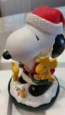"Hallmark Peanuts Gallery ""The Peanut Cracker"" Snoopy & Woodstock New with Box"