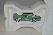 Franklin Mint 1953 Buick Convertible in 1:43 Scale superb mint in box