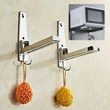 Mikrowelle Halterung Wandhalterung Mikrowellenhalter Microwellen Küche Ablage