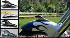 Tête d'Aigle d'ornement en Métal pour garde boue - 4 Modéles - moto custom trike