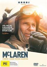 McLaren : NEW DVD