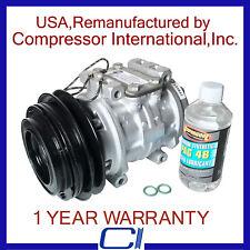1984-1988 Toyota Pick-up 2.4L,1985-1987 Colt OEM Reman A/C Compressor