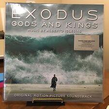 Exodus: Gods and Kings Original Motion Picture Soundtrack 2 COLORED Vinyl, LP'S