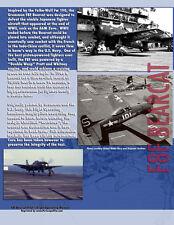 GRUMMAN F8F-2 BEARCAT Pilot's Flight Operating Manual
