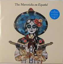 Mavericks - En Espanol 2 LP NEW Ltd Indie Exclusive Blue Vinyl