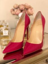 Christian Louboutin Women's 100% Leather Court Heels for Women