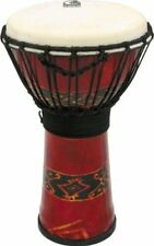 Toca To803181 Sfdj-10rp Djembe Freestyle 10'' Bali Rosso