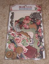 Bo Bunny Noteworthy Page Accents ~ Love & Lace Collection