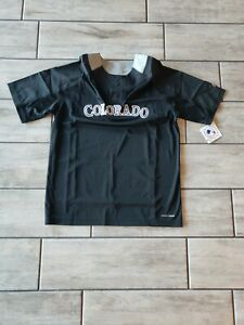 Colorado Rockies Majestic Coolbase Size Large